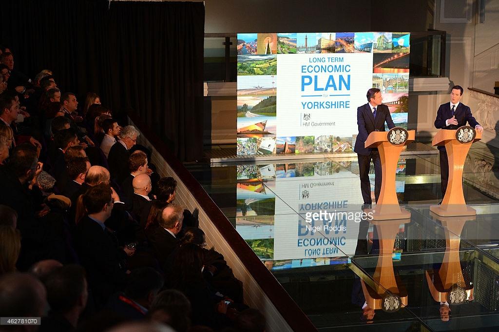 Long Term Economic Plan for Yorkshire