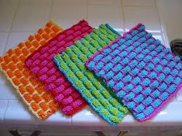 Dirty dishcloths and tea towels