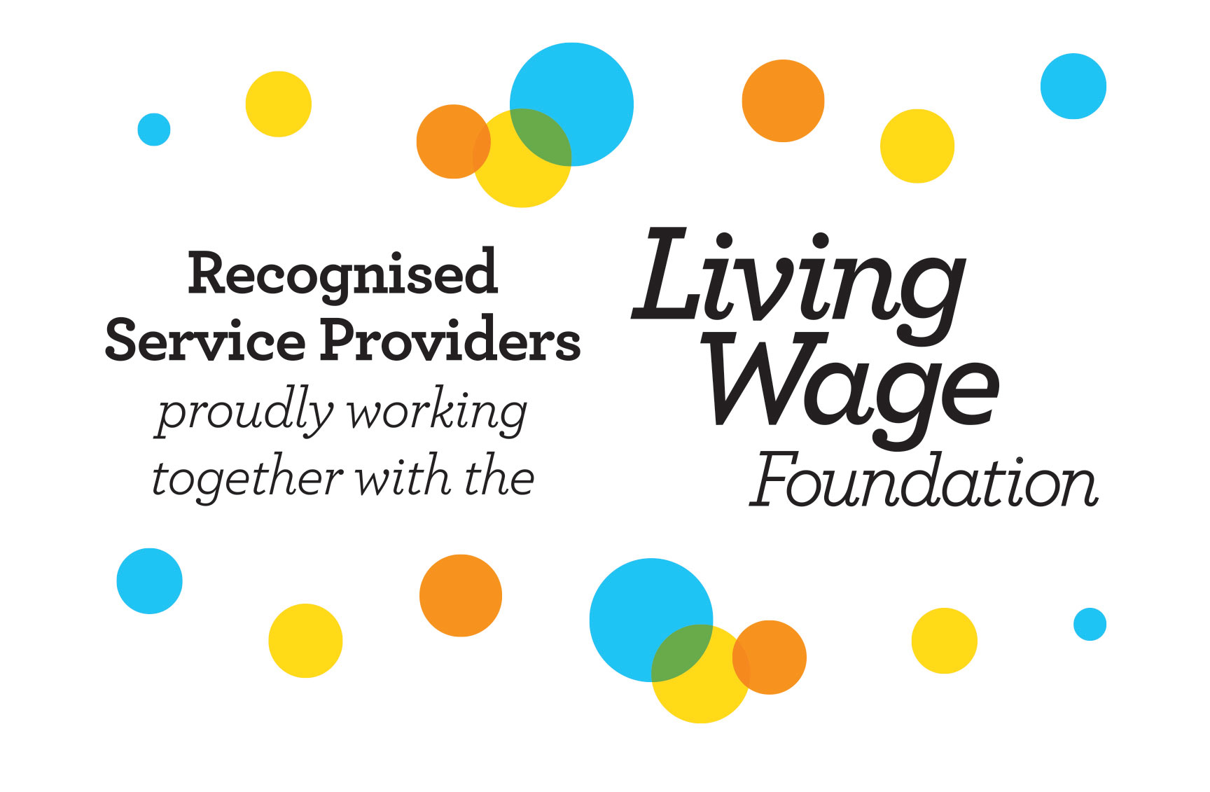 Real Living Wage Provider